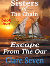 Escape from the Oar by Clare Seven1
