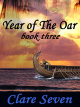 Year of the Oar book three by Clare Seven